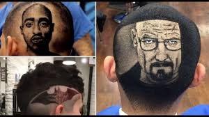 هنر آرایشگری مردانه