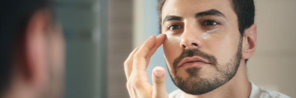 اصرار متعادل سازی چهره مردان