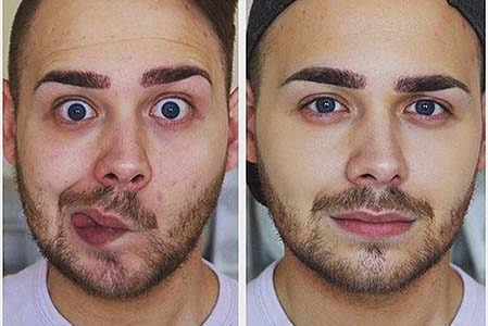 آیا مردان به آرایش نیاز دارند؟
