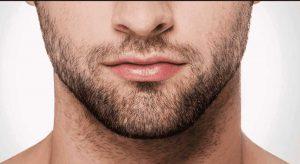 ته ریش مردانه