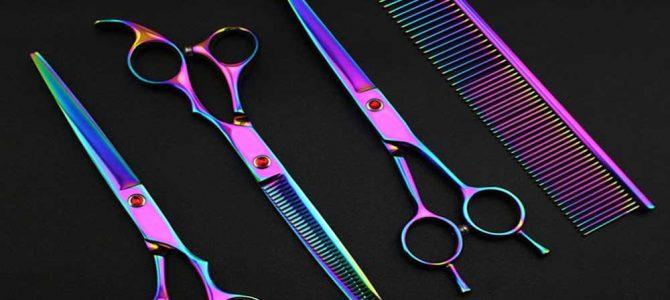 چرا با قیچی آرایشگری چپ دست بهتر می توان موها را کوتاه کرد؟
