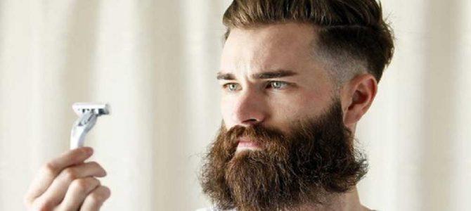 بهترین روش برای اصلاح صورت مردان کدام است؟