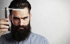 آرایشگری مردانه حرفه ای